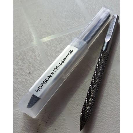 Carbide Cutter 6mm
