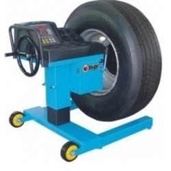 Truck Wheel Balancer Hand Spin