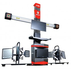 Bright 3D Wheel Alignment Machine